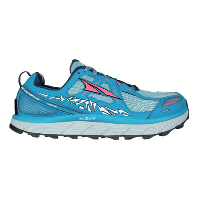 LONE PEAK 3.5 - Chaussures trail Femme blue