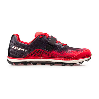 KING MT 1.5 - Chaussures trail Homme red/black