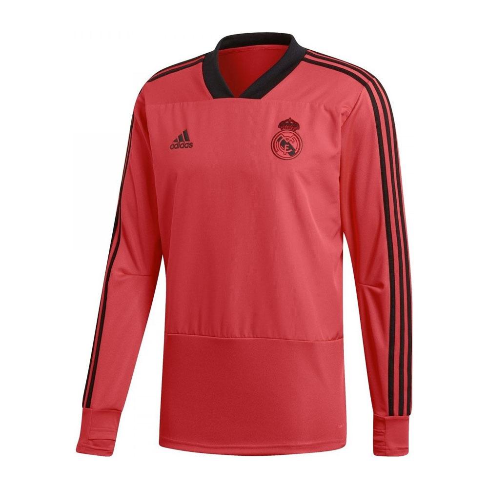 NIKE ADIDAS Adidas REAL MADRID CL TRAINING 1819 Sweat