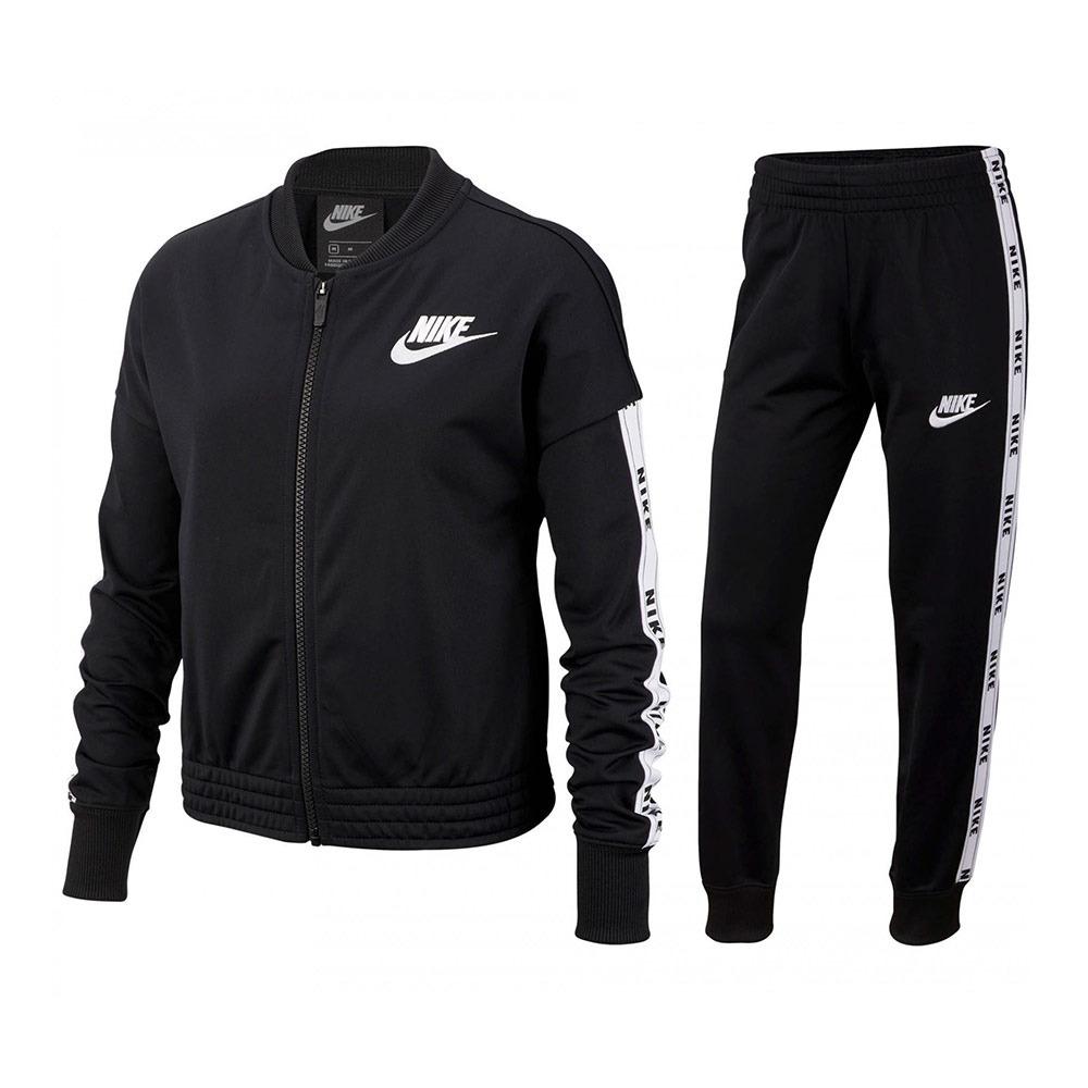 NIKE Nike TRK TRICOT Ensemble de survêtement Junior black