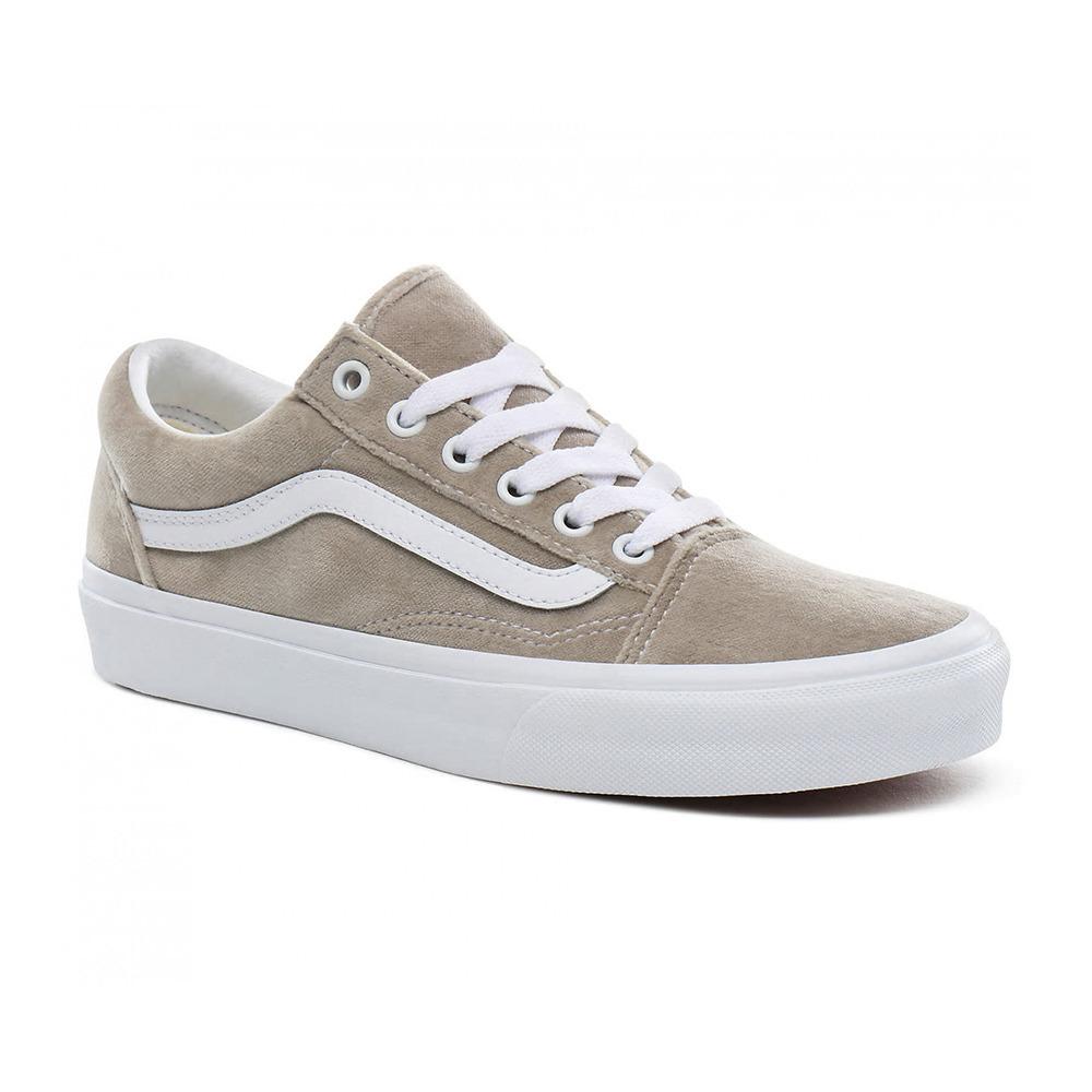 VANS Vans OLD SKOOL - Chaussures Homme beige/white - Private Sport ...