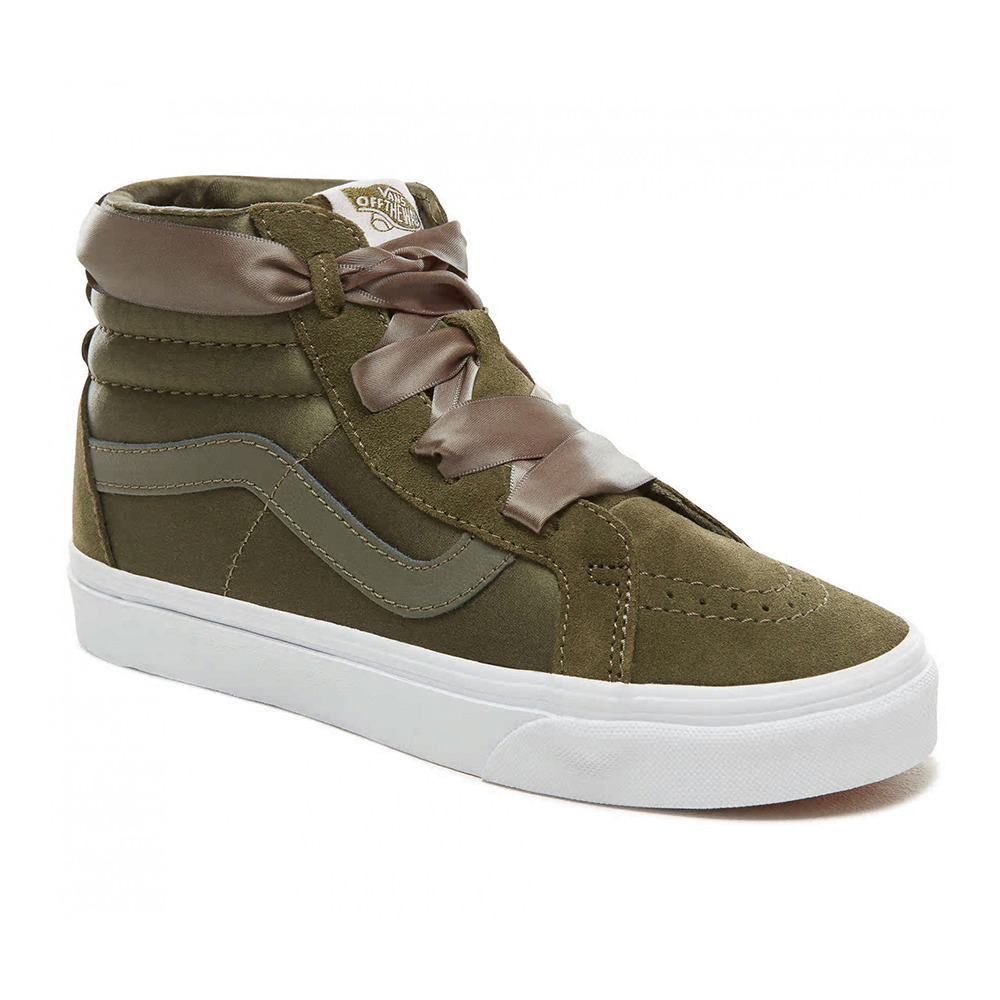VANS Vans SK8 HI ALT LACE Chaussures Femme army green