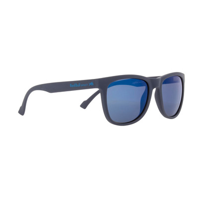 RED BULL - LAKE - Gafas de sol polarizadas dark blue/smoke blue mirror