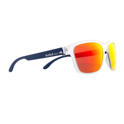 RED BULL - WING2 - Gafas de sol polarizadas white/smoke red mirror