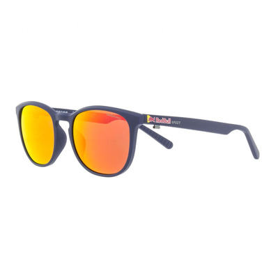 RED BULL SPECT - STEADY - Lunettes de soleil polarisées blue/brown red mirror