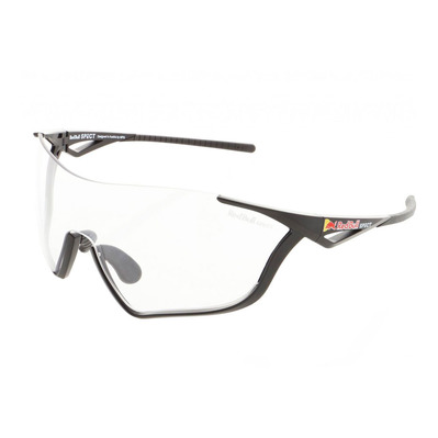 RED BULL - FLOW - Lunettes de soleil photochromique black/transparent
