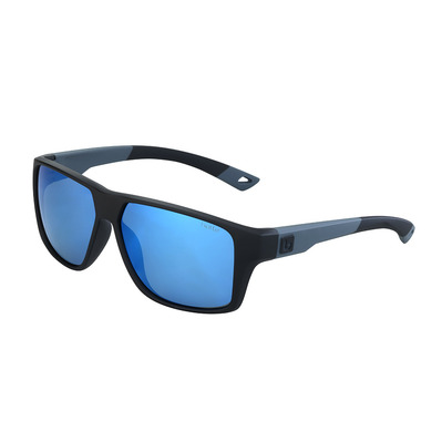 BOLLE - BRECKEN FLOATABLE BLACK GREY HD POLARIZED OFFSHORE BLUE Unisexe Noir