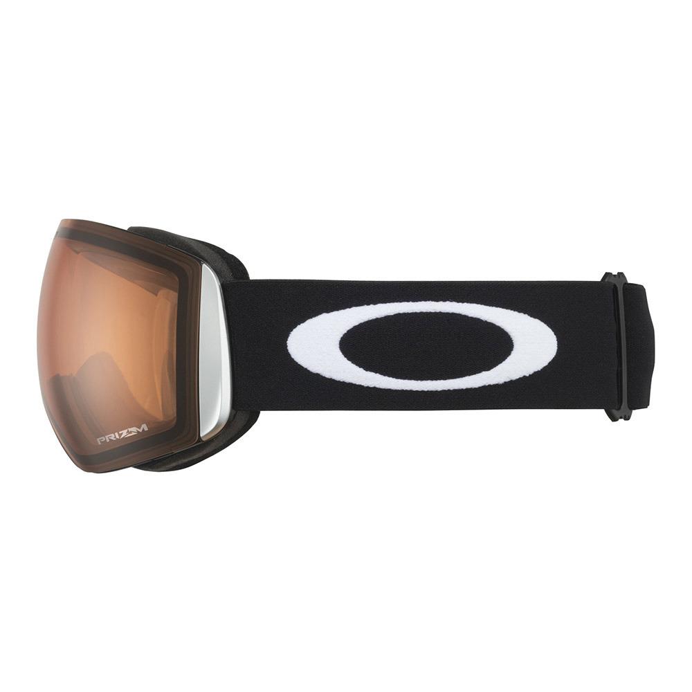 Masque Oakley Flight Deck Matte Black Prizm Persimmon par