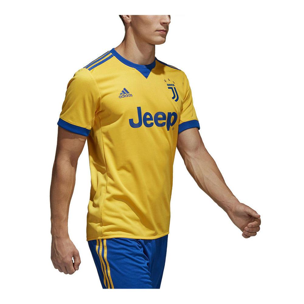 Adidas Nike Fila Reebok Adidas Ext Juventus Turin Jersey Men S Yellow Private Sport Shop