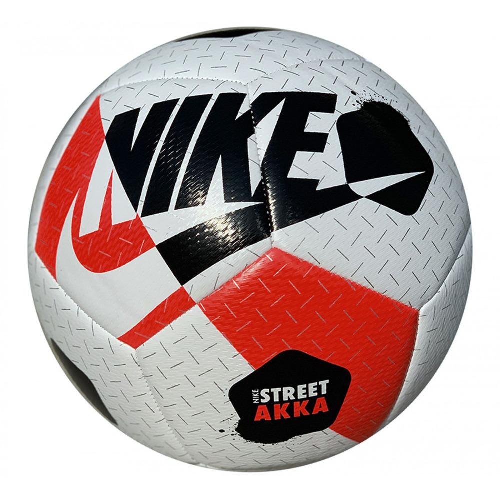 surco neumático Controlar  NIKE Nike NK STREET AKKA - Streetball Ball - white/black/red - Private  Sport Shop