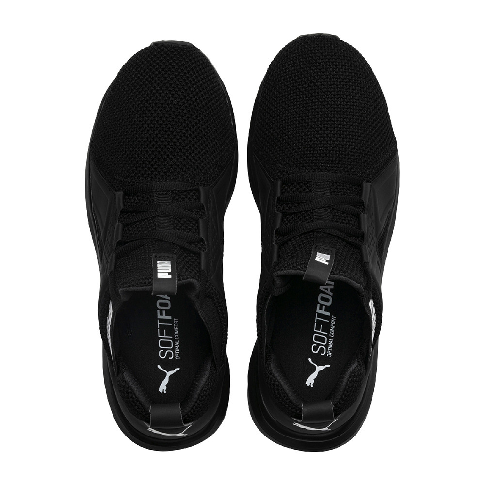 PUMA Puma ENZO WEAVE - Zapatillas training hombre puma black ...