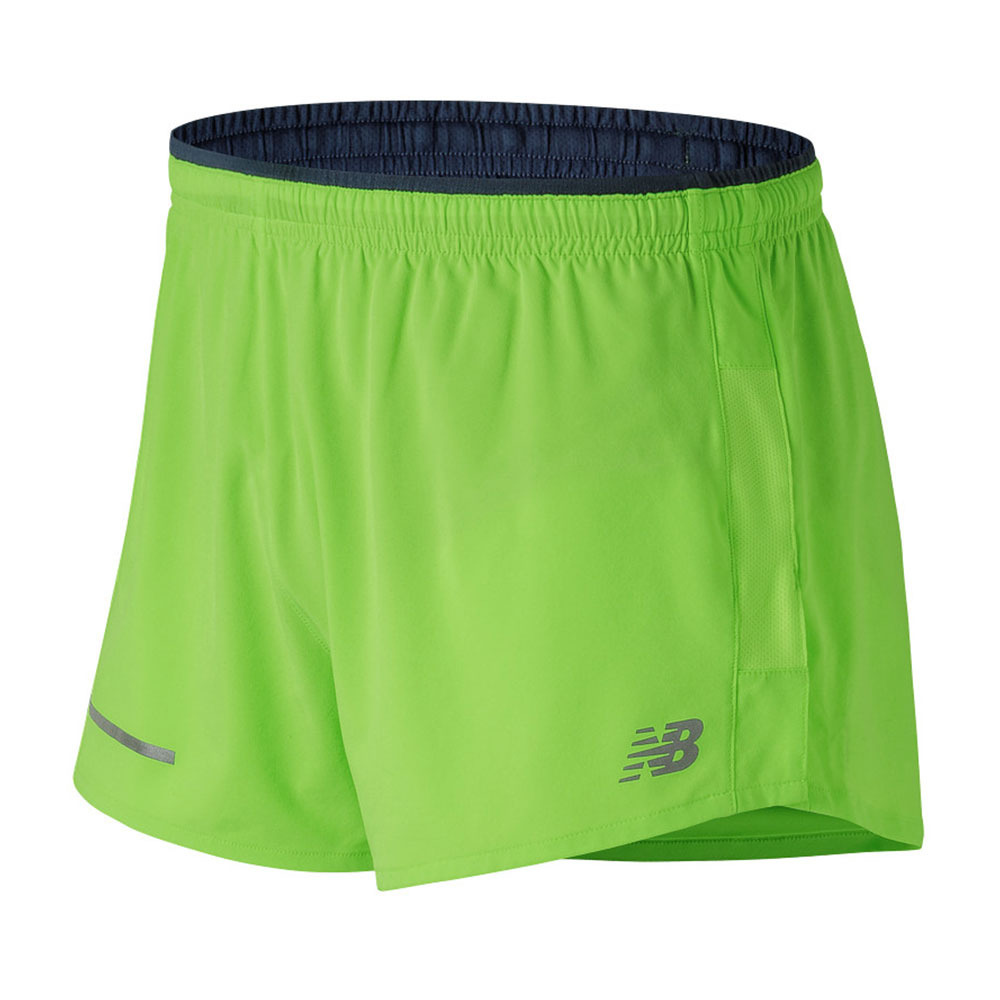 ROPA Y MATERIAL RUNNING/TRAIL New Balance MS61231 - Short ...