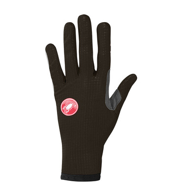 CASTELLI - SCUDO - Gloves - Women's - black