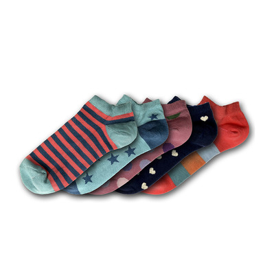 FUNKY STEPS - FSA388 - Socks x5 Women's - mixed