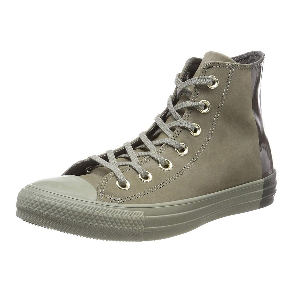CONVERSE Converse CHUCK ORIGINALS - Shoes - dark stucco/dark ...