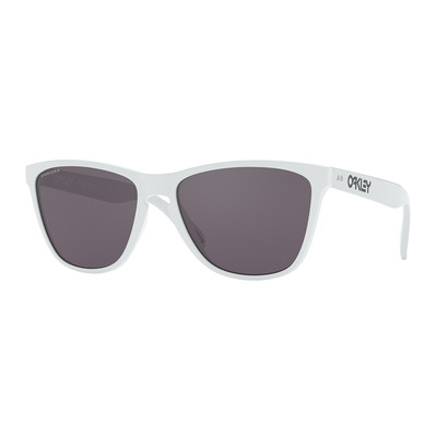 OAKLEY - FROGSKINS 35TH - Occhiali da sole polished white/prizm grey