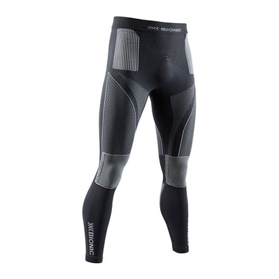 X-BIONIC - ENERGY ACCUM P M - Tight - Men's - charcoal/pearl grey