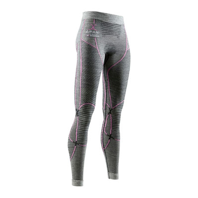 X-BIONIC - APANI MERINO P W - Tight - Women's - black/grey/magnolia