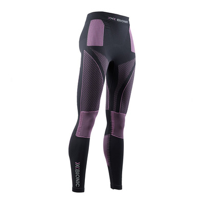 X-BIONIC - ENERGY ACCUM P W - Tight - Women's - charcoal/magnolia