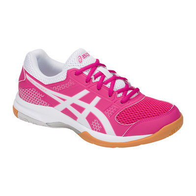 ASICS - GEL-ROCKET 8 - Volleyball Shoes - Women's - pink rave/white