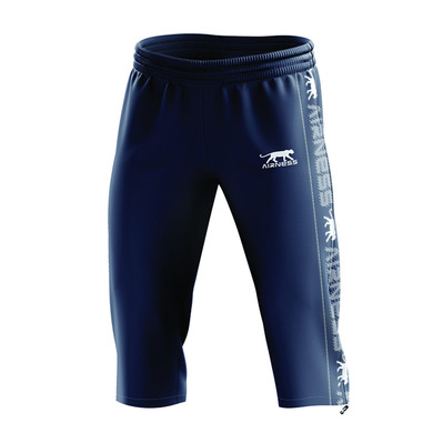 AIRNESS - AERO - 3/4 Jogging Pants - Men's - navy