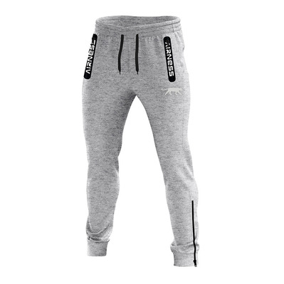 AIRNESS - BASEBALL - Jogging Pants - Men's - grey