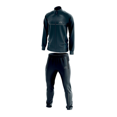 AIRNESS - DYNAMI - Sweatshirt + Jogging Pants - Men's - petrol