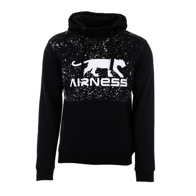 AIRNESS - GRUNGE - Sweatshirt - Men's - black