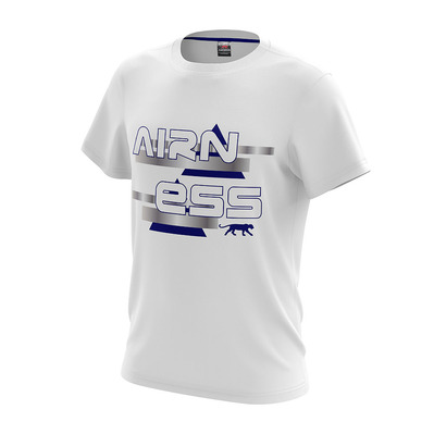 AIRNESS - MINERAL - T-Shirt - Men's - white