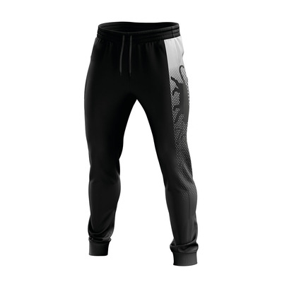 AIRNESS - PANTERA - Jogging Pants - Men's - black