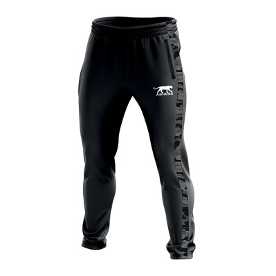 AIRNESS - STRIPMY - Jogging Pants - Men's - black
