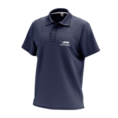 AIRNESS - TRIBUNE - Polo - Men's - navy