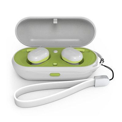 WEE PLUG - SOUDNFLOW I15 - Écouteurs bluetooth green