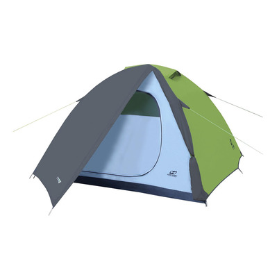 HANNAH - TYCOON 4 - Tent - 4 Man - green/cloudy grey