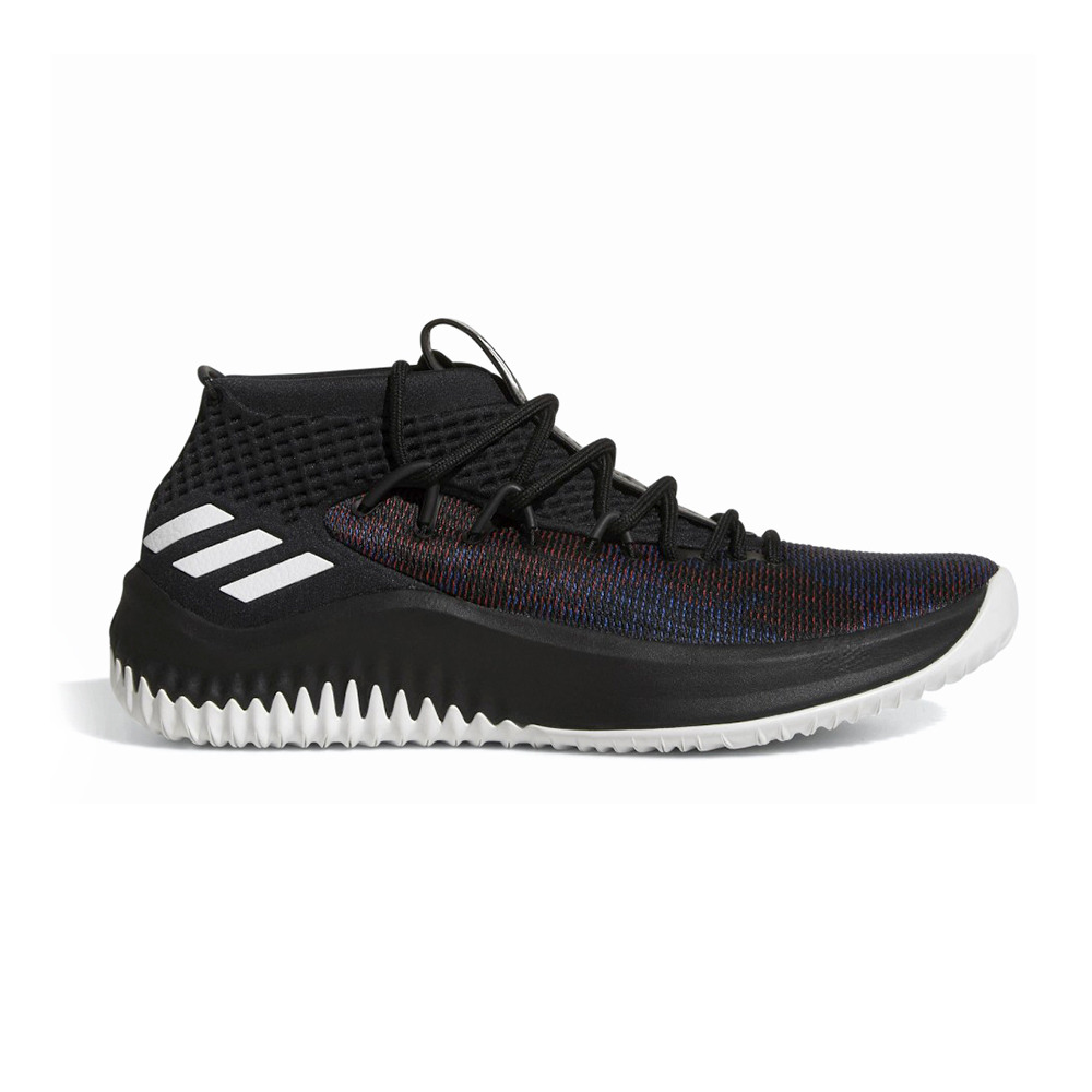 ADIDAS Adidas DAME 4 Chaussures basketball Homme black