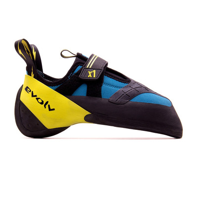 EVOLV - X1 - Climbing Shoes - seafoam/neon yellow