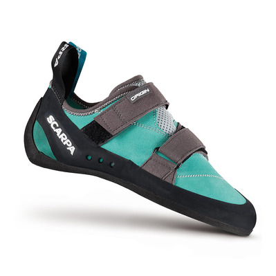 SCARPA - ORIGIN - Climbing Shoes - Women's - green blue