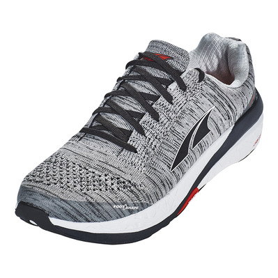 ALTRA - PARADIGM 4 - Chaussures running Homme gray/red
