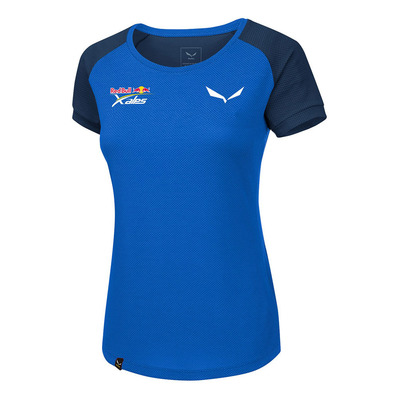 SALEWA - REDBULL X-ALPS DELT - Tee-shirt Femme royal blue