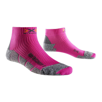 XSOCKS - X Socks RUN DISCO V2 - Socks - Women's - fuchsia/grey marl