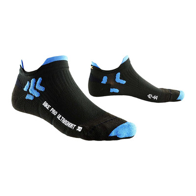 XSOCKS - X Socks BIK PRO ULTRASH - Socks - black/blue