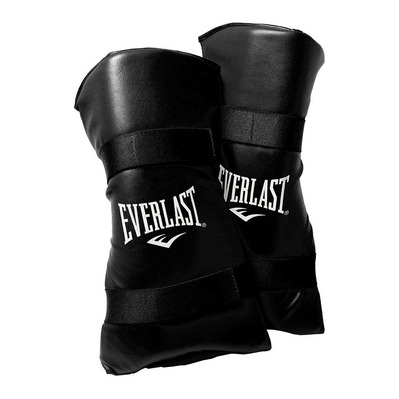 EVERLAST - MA SHIN INSTEP GUARD - Shin Guard - black