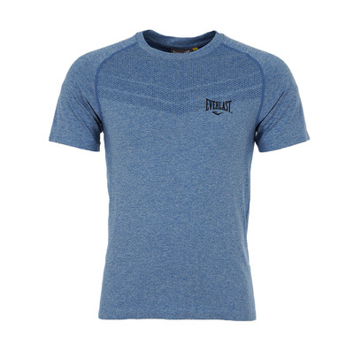 EVERLAST - SEAMLESS - Rashguard - Men's - blue
