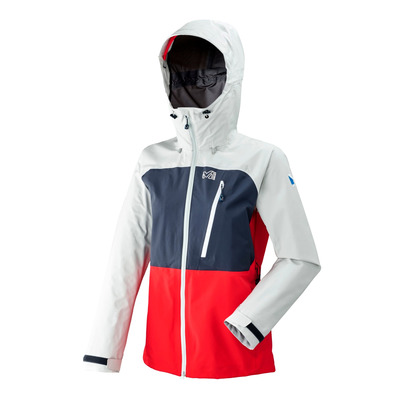 MILLET - LD TRILOGY ULTIMATE GTX 2019 - Veste Femme red/dawn