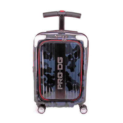 PRODG - SCOOTER 60L - Maleta con patinete blackage