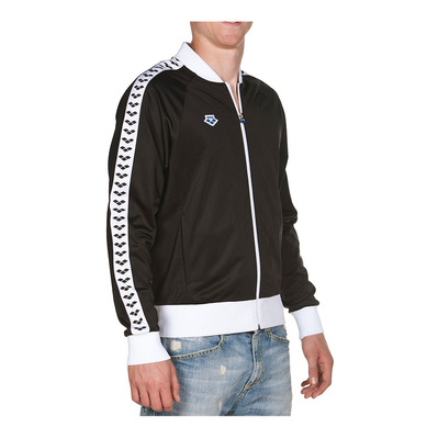ARENA - RELAX IV TEAM - Sweat Homme black/white/black