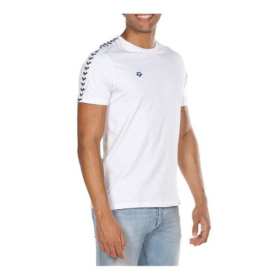 ARENA - TEAM - Tee-shirt Homme white/white/black