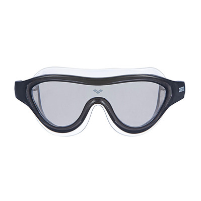 ARENA - THE ONE - Masque de natation smoke/black/black