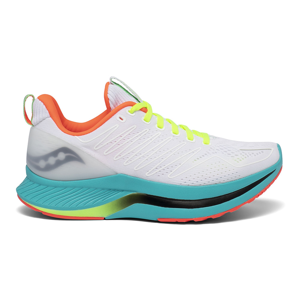 SAUCONY - ENDORPHIN SHIFT Femme WHITE MUTANT