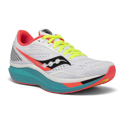 SAUCONY - ENDORPHIN SPEED Femme WHITE MUTANT